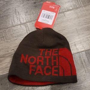 The North Face beanie